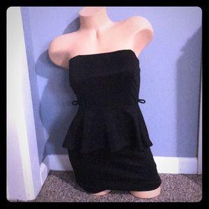 Deb Strapless Mini Dress